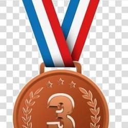 ميدالية برونز