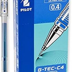 قلم حبر جل ملون Pilot BL-GC4 0.4