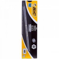 قلم رصاص اسود 650 BIC HB