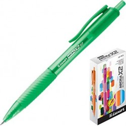 قلم حبر جاف 0.7 LUXAR MICRA X2