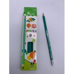 3 دزينات اقلام رصاص دزينة 12 قلم university
