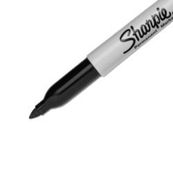 فلوماستر ثابت 1/12 جميع الاسطح  sharpie fine