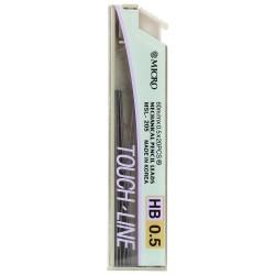 رصاصات علبة  Micro  HB 0.5