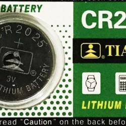 بطارية CR2025