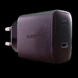 شاحن حائط مدخل AUKEY SWIFT 18 W USB-C