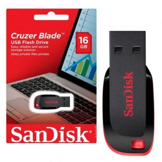 ذاكرة فلاش SanDisk 16GB