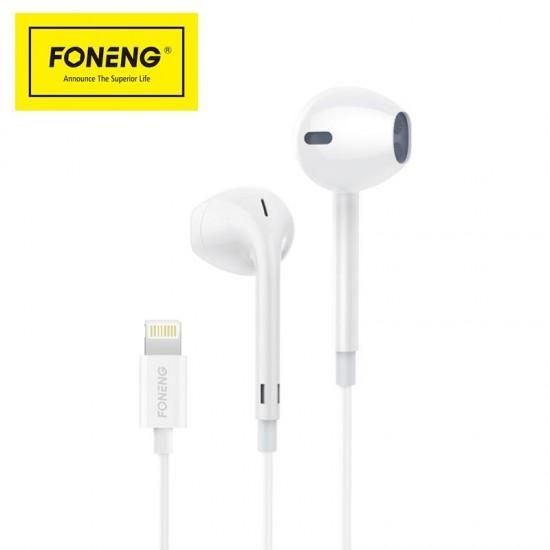 سماعة ايفون مع سلك FONENG T28