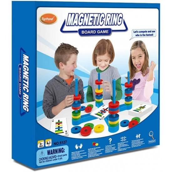 لعبة magnetic ring