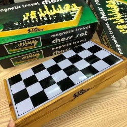 لعبة شطرنج مغناطيس كبير 37*37 سم