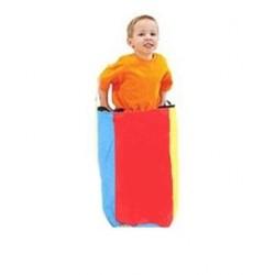 كيس قماش لفعالية النط للاطفال
