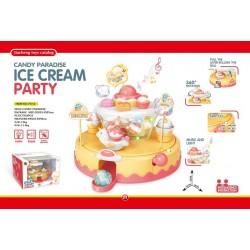 لعبة CANDY PARADISE ICE CREAM PARTY