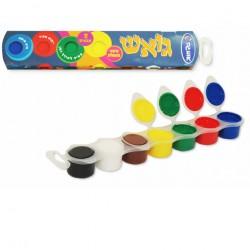 الوان مائية غواش مطربانات 6 + 1 لون Omega