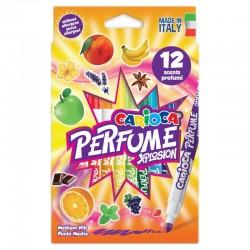 قلم فلوماستر معطر 1/12 carioca perfume