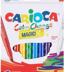 الوان فلوماستر 1/10 carioca magic