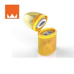 برايه الماني بلاستيك مزدوج مع محاية بعلبة mr.pocket 4A1