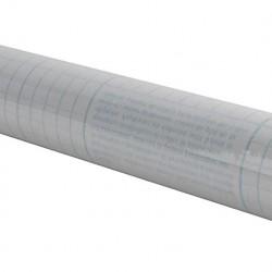 تجاليد لاصق لفة 45 سم * 10 متر شفاف
