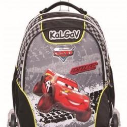 حقيبة طبي ابتدائي جر مع عجلات 16.5 لتر KALGAV CARS