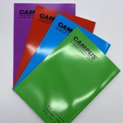 دفترغلاف بلاستيك CAMPUS A4