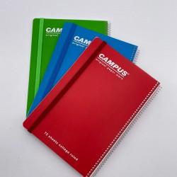 دفتر سلك 1 موضوع كبير # مع مغيط CAMPUS