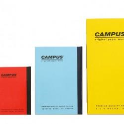 دفتر غلاف مقوى 10.3 سم * 14.8 سم 96 ورقة Campus G-2243