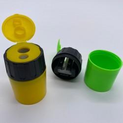 براية بلاستيك مزدوج فتحتين  الماني