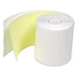 ورق مكربن  لفة 45 ملم * 40 م ربطة 10 قطع Roll on