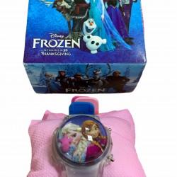 ساعة يد للاطفال frozen