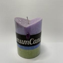 شمع مع رائحة حجم صغير