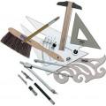 9 ادوات هندسية