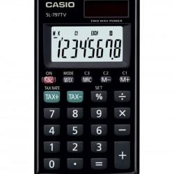 الة حاسبة صغير Casio SL-797TV